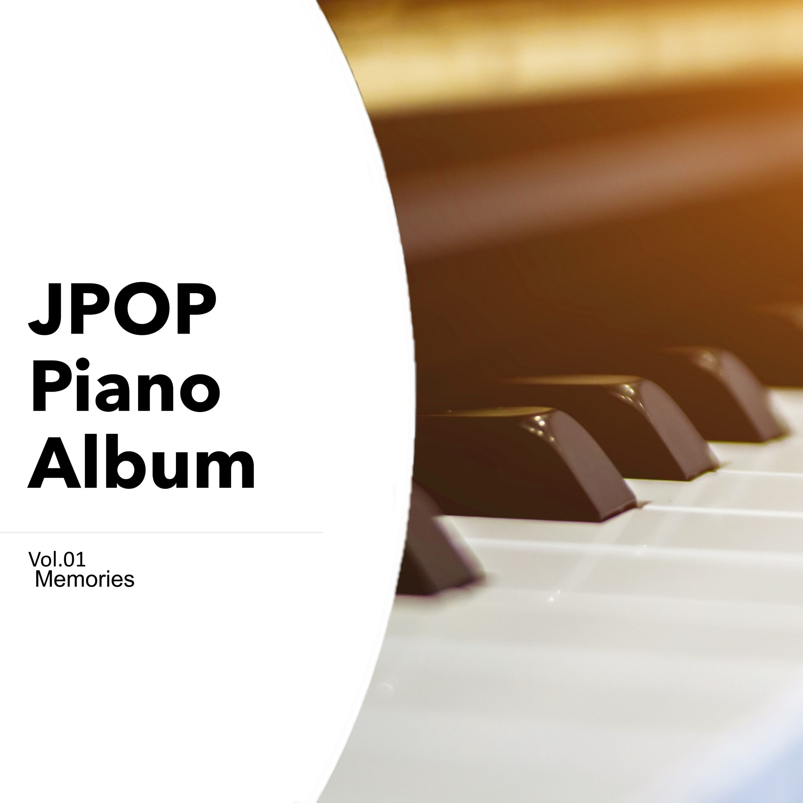 JPOP Piano Album Vol.01